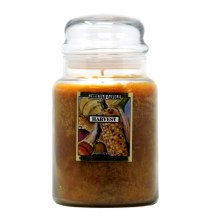 American Candle Harvest 22 OZ Jar Candle
