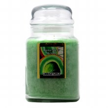 American Candle Honeydew 22 OZ Jar Candle