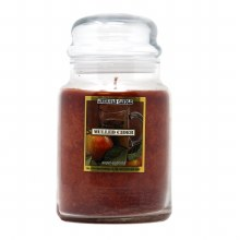 American Candle Mulled Cider 22 OZ Jar Candle