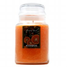 American Candle Orange 22 OZ Jar Candle