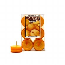 American Candle Apricot Tea Lights Candle