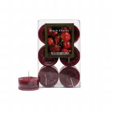 American Candle Black Cherry Tea Lights Candle