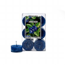 American Candle Blueberry Tea Lights Candle