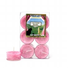 American Candle Country Home Mauve Tea Lights