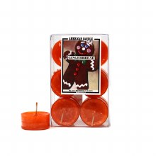 American Candle Gingerbread Tea Lights Candle