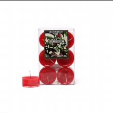 American Candle Hollyberry Tea Lights Candle