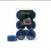 American Candle Patchouli Tea Lights Candle