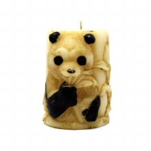 American Candle Animal Panda Candle