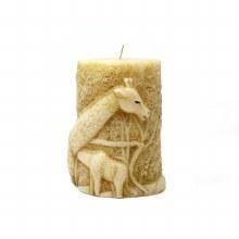 American Candle Animal Giraffe Candle