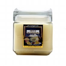 American Candle French Buttercream Sq Jar