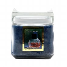 American Candle Patchouli Square Jar Candle