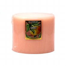 American Candle Peach 6x5 Candle