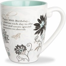 40th Birthday - 20 oz Mug