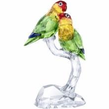 Swarovski Lovebirds