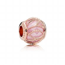 Abstract charm in PANDORA Rose