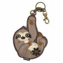 Coin Purse/KeyFob Sloth
