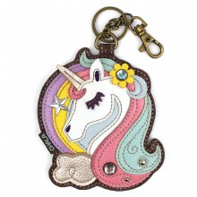 Coin Purse/KeyFob Unicorn