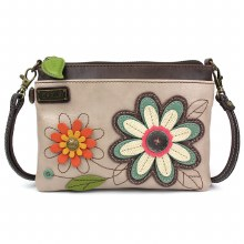 Mini Crossbody Daisy ivory