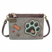 Mini Crossbody Pawprint StoneG