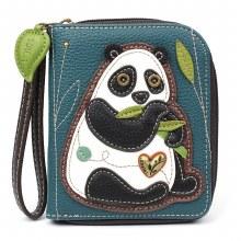 Zip Around Wallet   NewPanda T