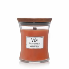 Woodwick Medium Jar Pumpkin Pecan