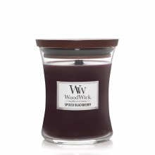 Woodwick Medium Jar Spiced Blackberry
