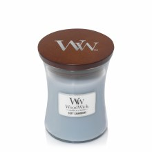 Woodwick Medium Jar Chambray