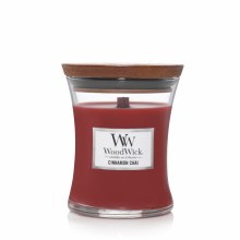 Woodwick Medium Jar Cinnamon Chai