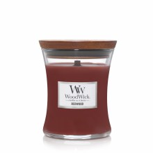 Woodwick Medium Jar Redwood