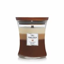 Woodwick Medium Jar Trilogy Cafe Sweets