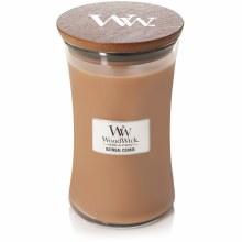 Woodwick Large Jar Oatmeal Cookie