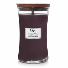 Woodwick Large Jar Spiced Blackberry