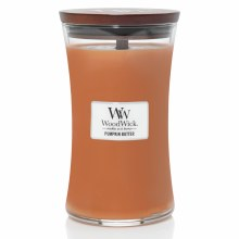 Woodwick Large Jar Pumpkin Butter