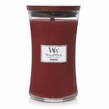 Woodwick Large Jar Redwood
