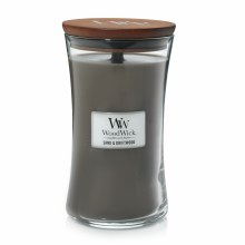 Woodwick Large Jar Sand & Driftwood
