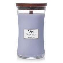 Woodwick Large Jar Lavender Spa