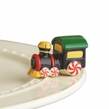 Nora Fleming Mini St Jude All Aboard!