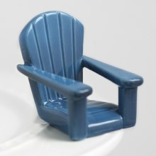 Nora Fleming Minis chillin' chair