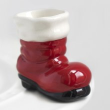 Nora Fleming Minis big guy's boots