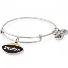 Alex and Ani Color Infusion Pittsburgh Steelers  Football II EWB RS