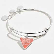 Alex and Ani Barbie Confidence Is your Best Accessory EWB SS