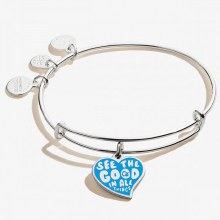 Alex and Ani Barbie See the Good in all Things EWB SS