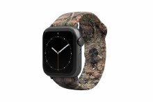 Apple Watch Band Camo Mossy Oak Breakup Wide/Long 40mm M/L