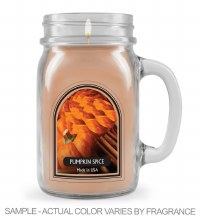 Amaretto Mug Candle with Wood Wick