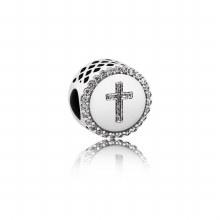 Pandora Cross of Faith
