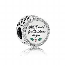 Pandora All I want for Christmas