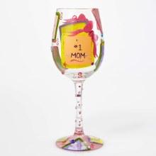 Wine Glass #1 Mom