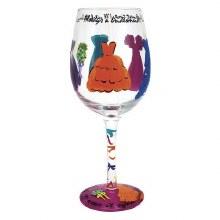 Lolita Wine Glass Always a Bridesmaid