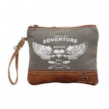 Adventure Begins Small Bag