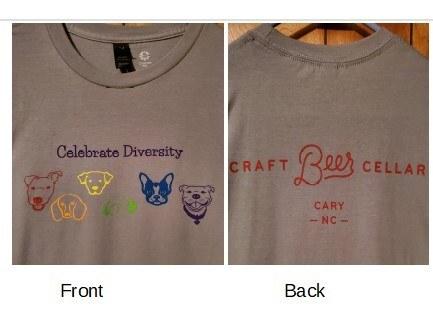 Diversity T-shirt - Xl